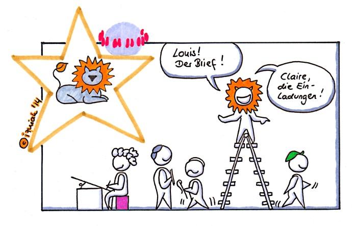 sternzeichen5_loewe_august_0514_organisationstalent