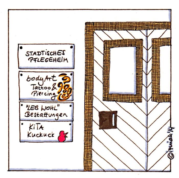 städtVielfalt_Haustür 1014