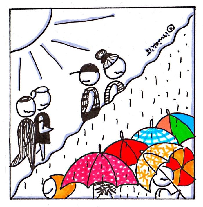 rainy days 0515
