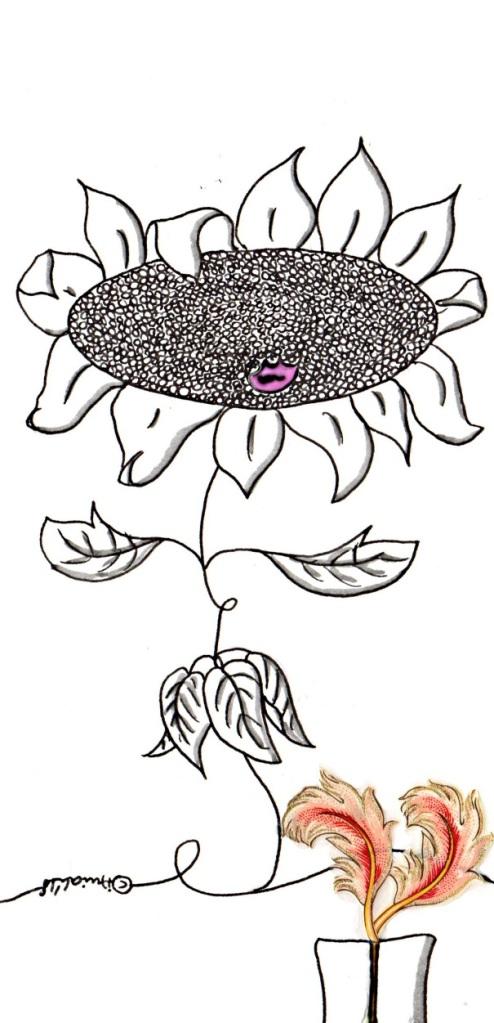 Sonnenblume 0618
